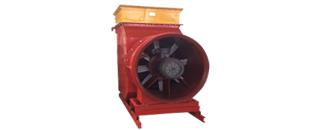 煤矿井口防爆暖风机