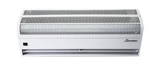西奥多电热风幕机 水暖风幕机(安装高度:3.5米)