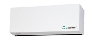 西奥多电热风幕机 大功率热风幕机(安装高度:4米)