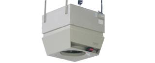 DKR系列高大空间暖风机循环加热机组