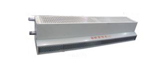 静音离心式热水(蒸汽)型热空气幕
