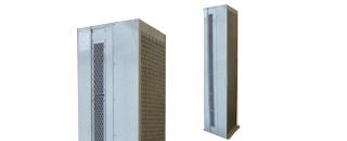 侧送风式——低噪声离心式热水(蒸汽)型空气幕